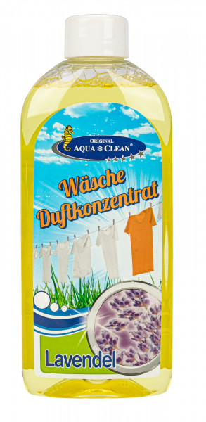 AQUA CLEAN Wäsche Duftkonzentrat 250ml