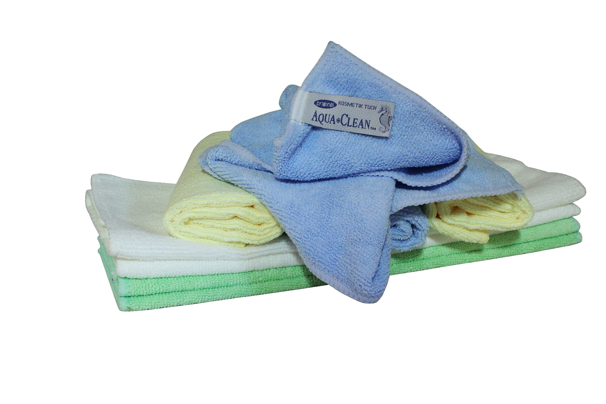 aqua clean microfaser kosmetikt cher 8er set aqua clean. Black Bedroom Furniture Sets. Home Design Ideas