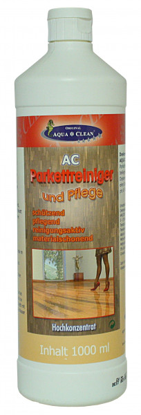 AQUA CLEAN Parkettreiniger & Pfleger 1000ml