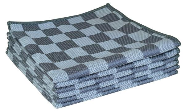 AQUA CLEAN KOI Hochglanz- Poliertücher reinigt, poliert & trocknet 6er Set