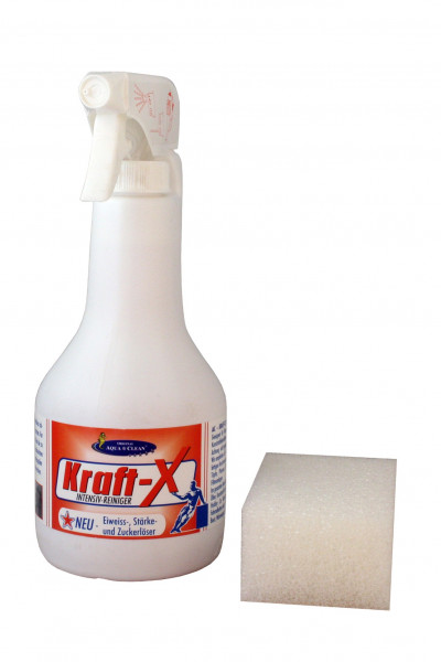 AQUA CLEAN Kraft-X Intensivreiniger 500ml