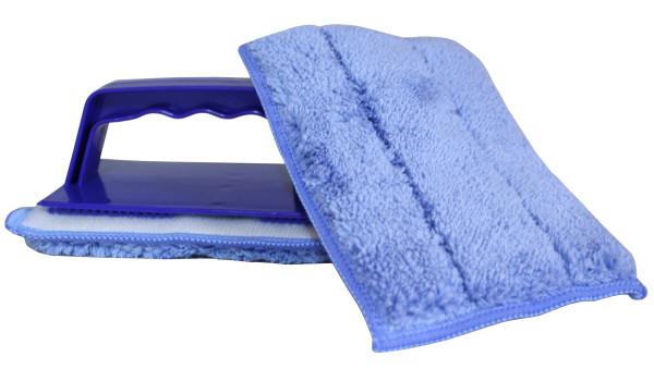 AQUA CLEAN Reinigungspads für Fenster & glatte Oberflächen 3tlg.