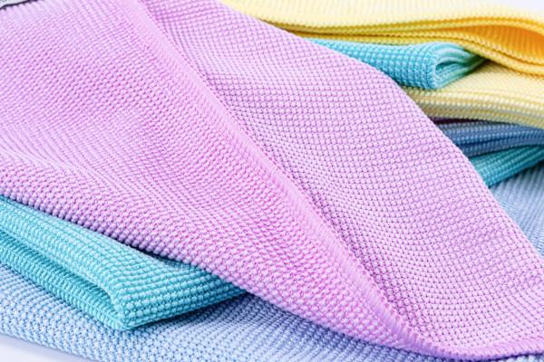 AQUA CLEAN Kristall Plus Universal Reinigungstücher 2tlg. Größe & Farbe können variieren