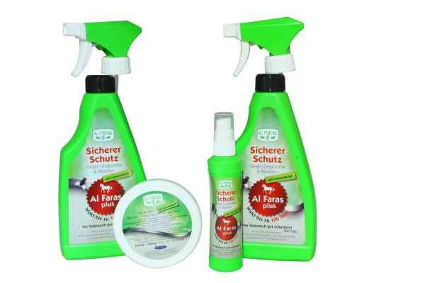 aqua clean al faras plus mit langzeitwirkung 4er set neu mit lavendel l aqua clean. Black Bedroom Furniture Sets. Home Design Ideas
