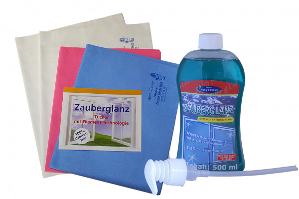 AQUA CLEAN Zauberglanz 5er Set
