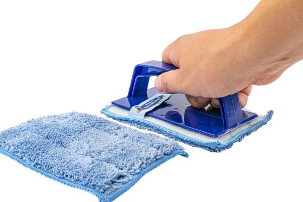 AQUA CLEAN Reinigungspads für Fenster & glatte Oberflächen 3 tlg.
