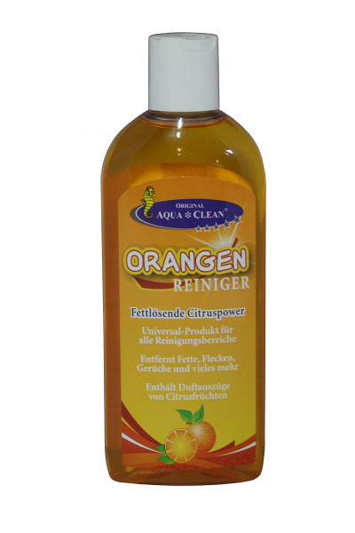 AQUA CLEAN Orangenreiniger 250ml