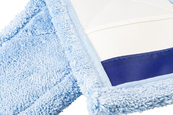 AQUA CLEAN Premium Microfaser Bodenmopp 40cm