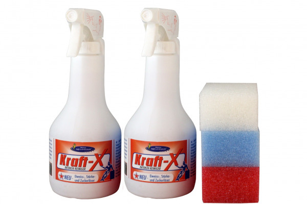 AQUA CLEAN Kraft-X Intensivreiniger 5er Set