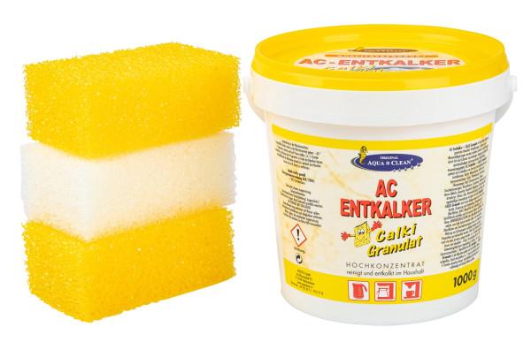 AQUA CLEAN Calki Granulat 4er Set