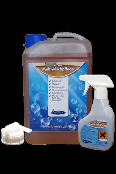 AQUA CLEAN PUR Multiwischpflege 3l