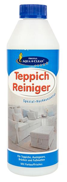 AQUA CLEAN Teppich Reiniger Spezial-Hochkonzentrat 500ml