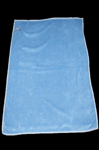 AQUA CLEAN Premium Bodentuch blau