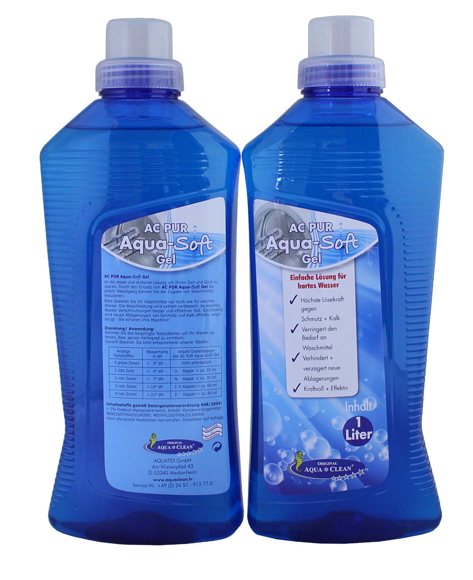 aqua clean waschmittel aqua clean direkt vom hersteller